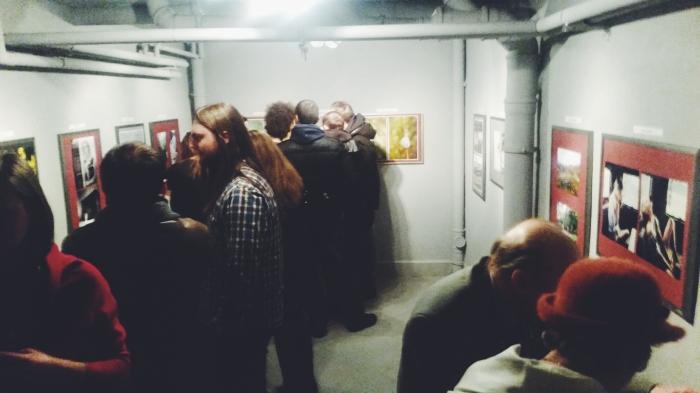 Wystawa JTF 30.01.2015 Galeria CK